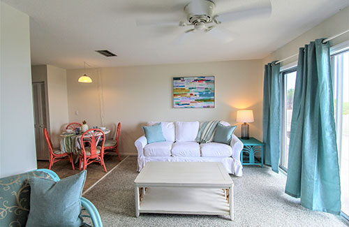 Two Bedroom Rentals on Anna Maria Island