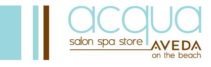 Acqua Aveda Salon & Spa logo